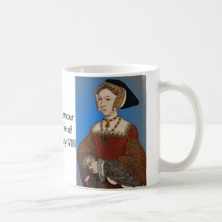 Mug Reine de Jane Seymour de Henry VIII de