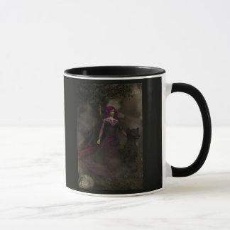 Mug Reine de région boisée