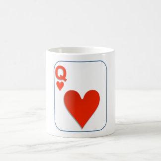 Mug Reine des coeurs
