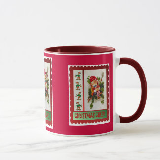 Mug Relaxation pour des elfes