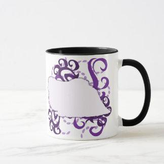 Mug Remous pourpre Pekingese