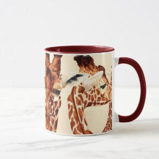 Mug Repéré - girafes