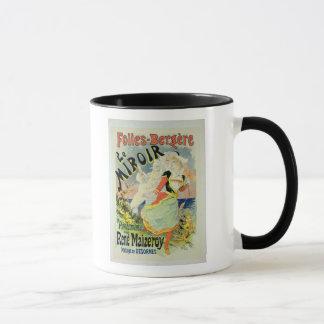 """Mug Reproduction d'une publicité par affichage """"le"""