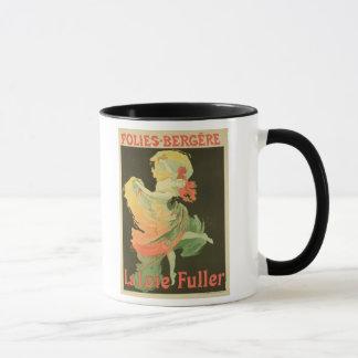Mug Reproduction d'une publicité par affichage 'Loie