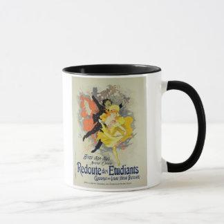 Mug Reproduction d'une publicité par affichage un