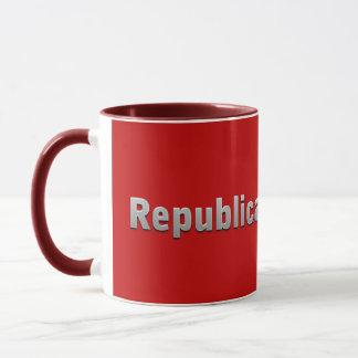 Mug Républicain dans la formation