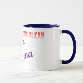 Mug Républicain de rougissement