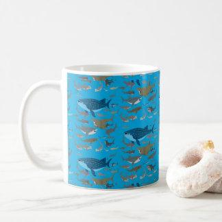 Mug Requins des océans