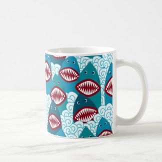 Mug Requins fâchés