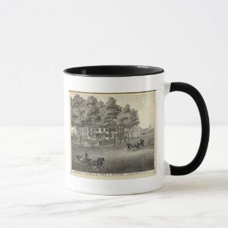Mug Résidence de John S Rogers dans Manasquan, NJ