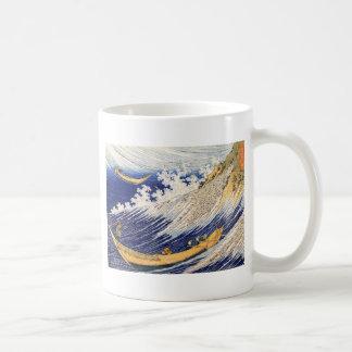 Mug Ressacs - Katsushika Hokusai