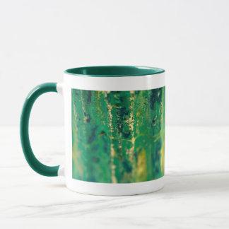 Mug Résumé vert