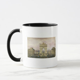 Mug Retour des cendres de l'empereur vers Paris