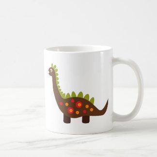 Mug rétro dinosaure