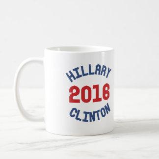 Mug Rétro Hillary Clinton 2016 - Rb-- Élection 2016 -