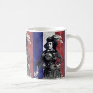 Mug Révolutionnaire de Théroigne de Méricourt French