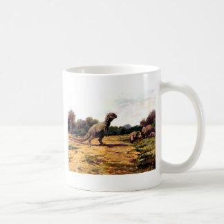 Mug rex de tyrannosaurus