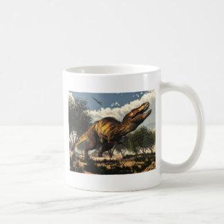 Mug Rex de Tyrannosaurus et ses oeufs