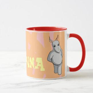 Mug Rhinocéros de Rhonda