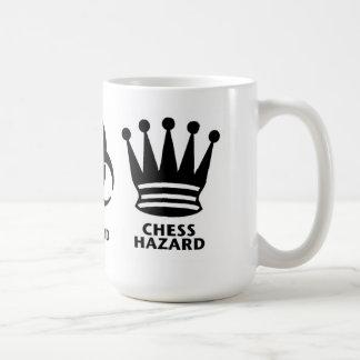 Mug Risque d'échecs