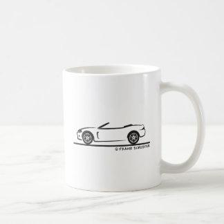 Mug Roadster de Jaguar XK