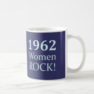 Mug Roche de 1962 femmes, cinquantième anniversaire