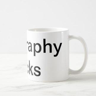 Mug Roches de géographie