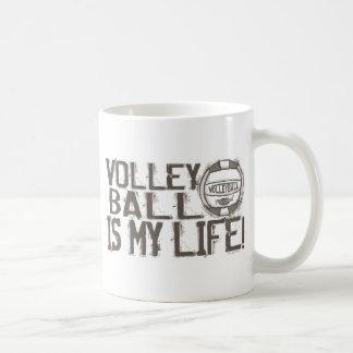 Mug Roches de volleyball