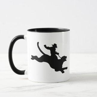 Mug Rodéo de puma