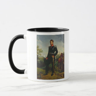 Mug Roi de Frederic William III de la Prusse, 1814