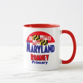 Mug Romney le MARYLAND