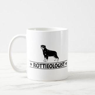 Mug Rottweiler humoristique