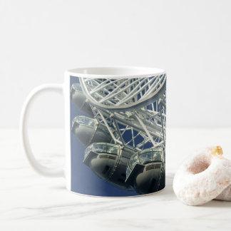 Mug Roue de Ferris d'oeil de Londres