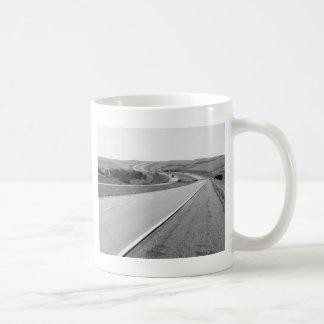 Mug Route d'enroulement