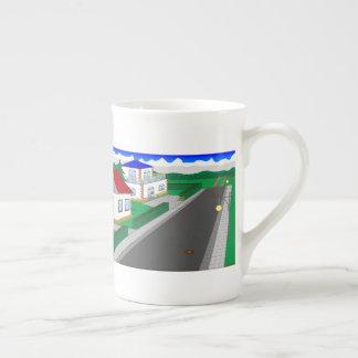 Mug Routes et construction