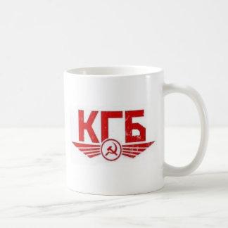 Mug Russe de KGB