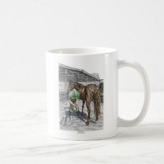 Mug Sabot de cheval de règlage de forgeron de