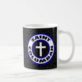 Mug Saint Columban