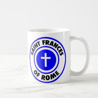 Mug Saint Frances de Rome