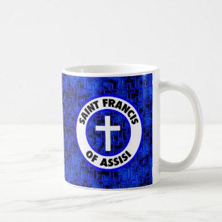 Mug Saint Francis d'Assisi