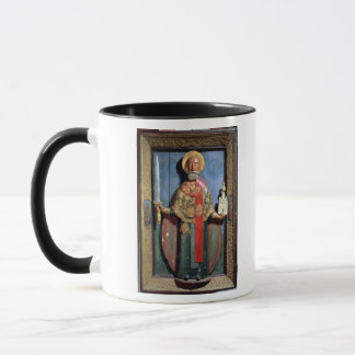 Mug Saint-Nicolas de Mozhaisk, école de Yaroslavl
