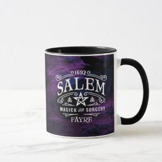Mug Salem Magick et sorcellerie Fayre 1692