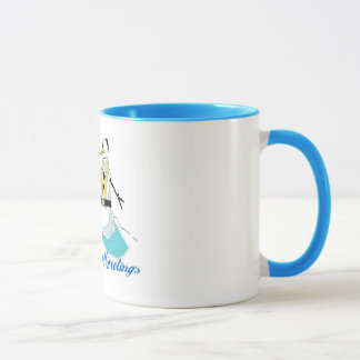 Mug Salutations de Chanukah