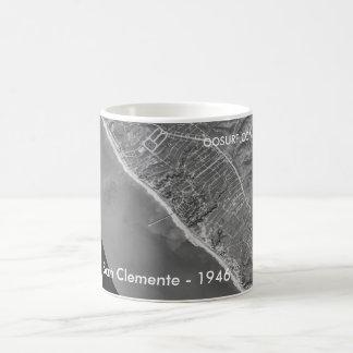 Mug San Clemente - 1946, OOSURF.COM