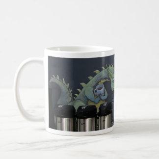Mug sans mon café, je suis dragon