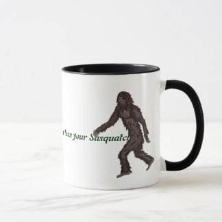 Mug Sasquatch futé 1