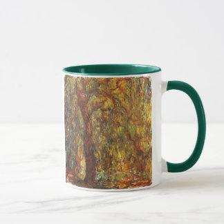 Mug Saule pleurant par Claude Monet, beaux-arts