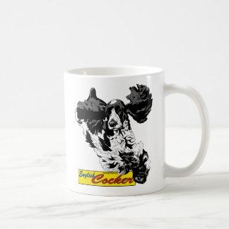 Mug Sauter anglais de cocker