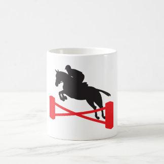 Mug Sauter équestre d'exposition