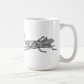 Mug Sauterelle